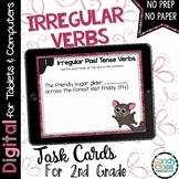 Past Tense Irregular Verbs: Digital Grammar Google Classro