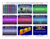 Possibility Modals Jeopardy PowerPoint Game