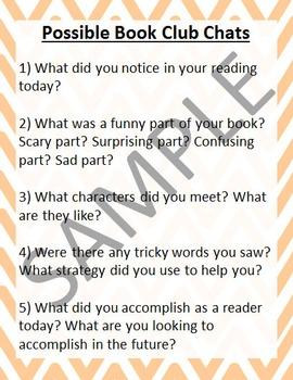 Book Club Conversation Starters