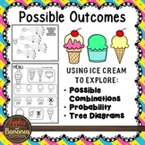Possible Outcomes - Exploring Probability FREEBIE