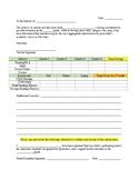 Possible Retention Letter