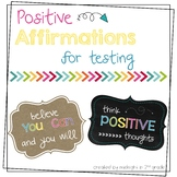 Positive Affirmations for Testing