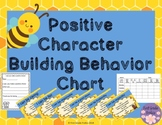 Possitive Character Building Behavior Chart