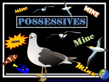 Possessive Nouns (Editable)