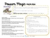 Possum Magic By Men Fox