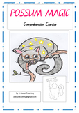 Possum Magic- Comprehension Exercise