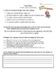 Possum's Harvest Moon - Vocabulary, Comprehension, Test Prep