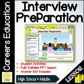 Interview Preparation - Careers