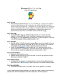 Post-AP Exam Personality Portfolio