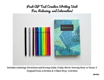 Post-AP Test Creative Writing Unit