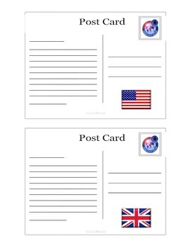 Post Card Templates
