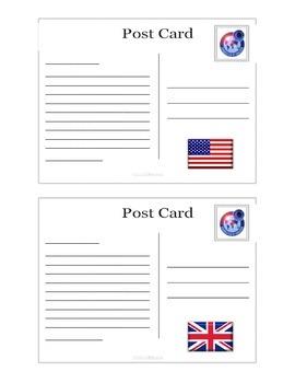 Post Card Templates