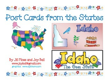 Post Cards from the States