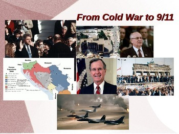 Post-Cold War PowerPoint (1989-2001)