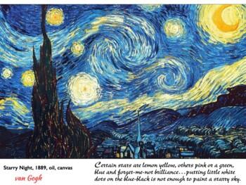 Post Impressionism Art History Presentation ~ 220 Slides ~