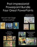 Post Impressionism Art History Bundle