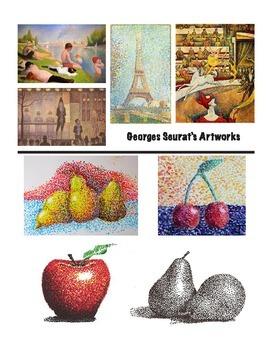 Post-Impressionism High School Art Lesson