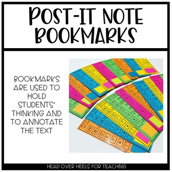Post-It Note Bookmark