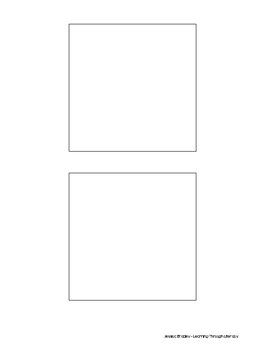 Post-It Note Template