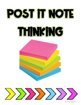 Post It Note Thinking