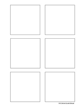 Printable Post-It Note Writer's Checklists!