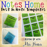 Notes Home