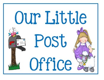 Preschool Post Office