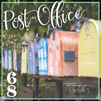 Post Office: 6/8