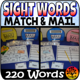 Post Office Centers Mail Sight Word Centers Fry Words 1 -