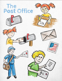 Post Office Clip Art Drawings