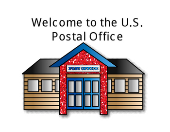 Post Office Dramatic Play