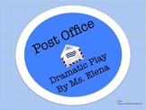 Post Office Dramatic Play Center Theme
