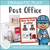 Post Office Dramatic Play - Prep and Foundation