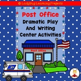 Post Office Dramatic Play and Writing Center Bundle