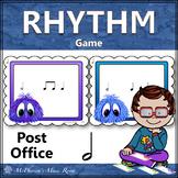Half Note Music Rhythm Game {Post Office}