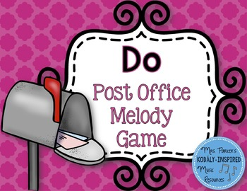 Post Office Melody Game: Do