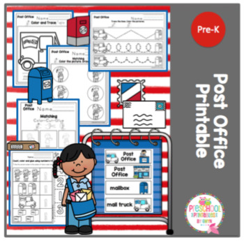 Post Office Printable