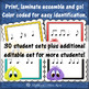 Dotted Quarter Note Music Rhythm Game {Post Office}