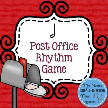 Post Office Rhythm Game: Half Note