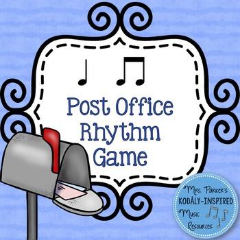 Post Office Rhythm Game: Ta Ti-Ti