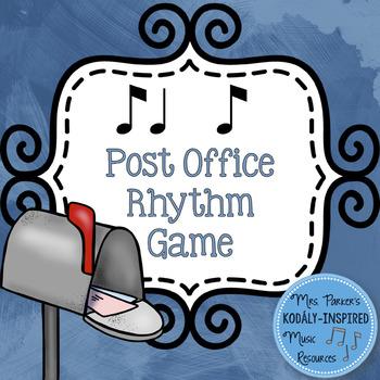 Post Office Rhythm Game: Ti Ta Ti (Syncopa / Syncopation)