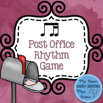 Post Office Rhythm Game: Ti-Tika