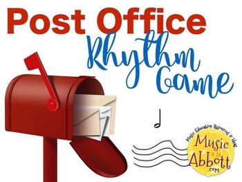 Post Office Rhythm Game {half note}