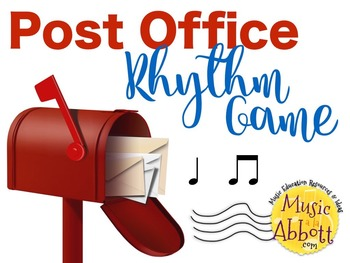 Post Office Rhythm Game {ta ti-ti}