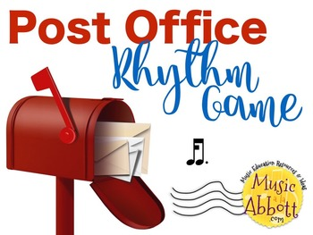 Post Office Rhythm Game {ti-kam}