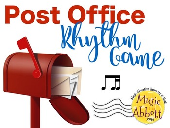 Post Office Rhythm Game {ti-tika}