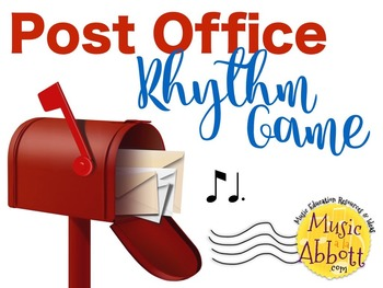 Post Office Rhythm Game {ti-tom}