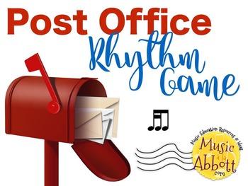 Post Office Rhythm Game {tika-ti}