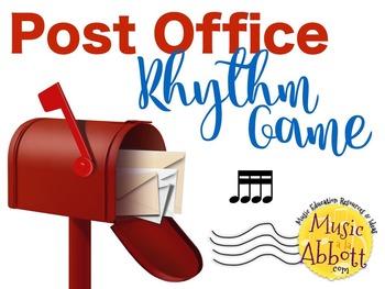 Post Office Rhythm Game {tika-tika}