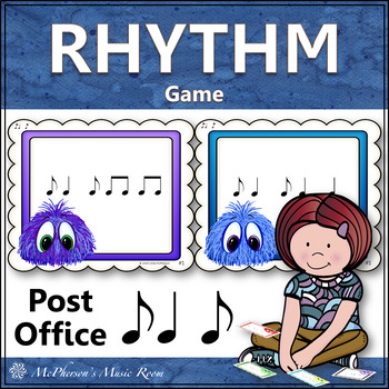 Post Office Rhythm Game Syncopation (syncopa)